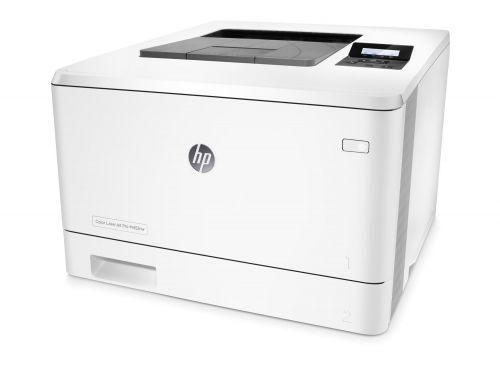 LaserJet Pro M452nw Printer