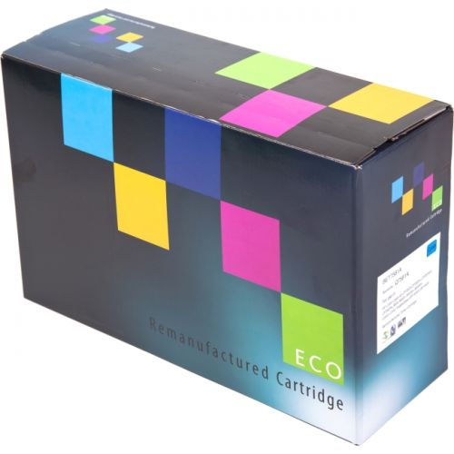 Eco HP CF361A Compatible Cyan Toner HP Colour LaserJet
