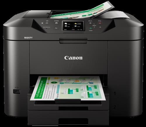 Canon MAXIFY MB2750 Inkjet Multifunction