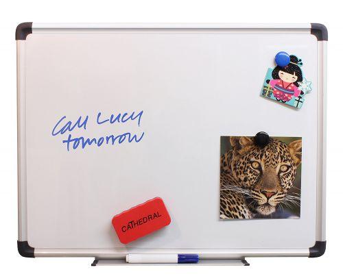 Magnetic Drywipe Board 600x900mm