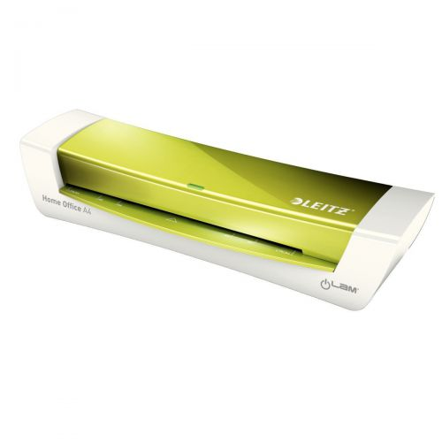 Leitz iLAM Laminator Home Office A4 Green/White
