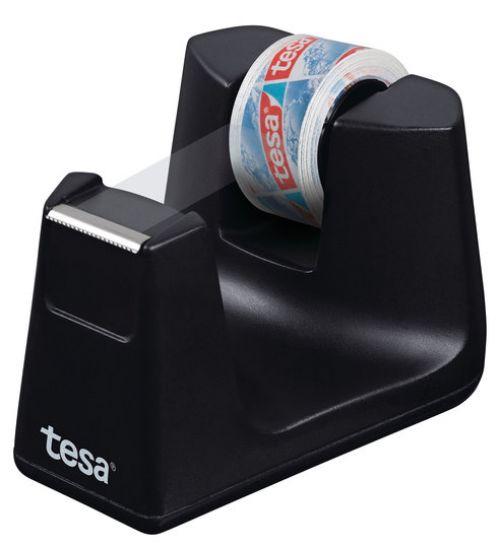 tesafilm Recycled Desk Dispenser & 2 rolls 19mm x 33M 53905