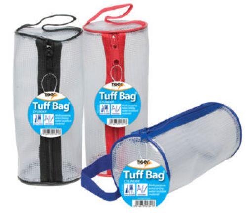 Tiger Tuff Bag Cylinder Pencil Case