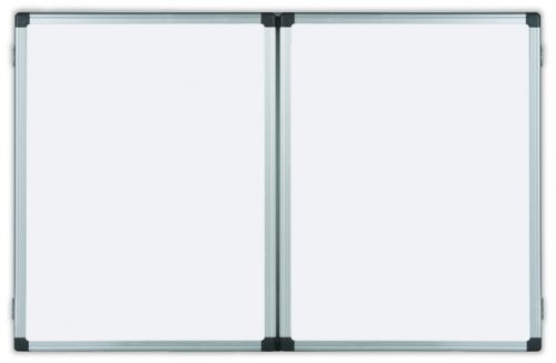 Bi-Office Maya Trio Magnetic Whiteboards 120x90cm