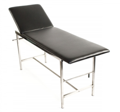 Reliance Relequip Treatment Couch with Couch Roll Holder