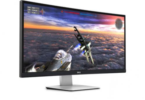 Dell U3415W 34 Inch IPS LED Monitor