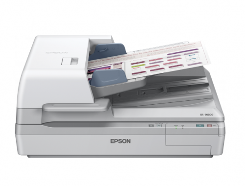 Epson Workforce DS60000 Scanners A3