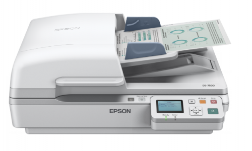 Epson Workforce DS6500N Network Scannner