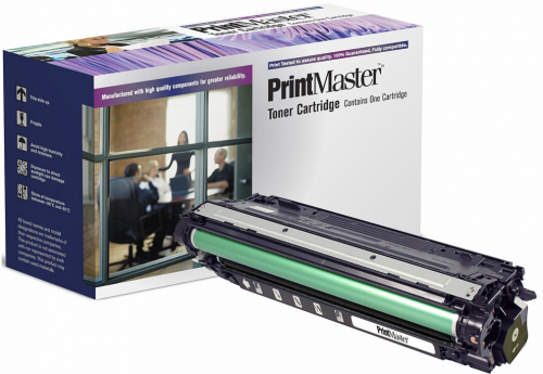 PrintMaster HP CE340A Black Toner Cartridge