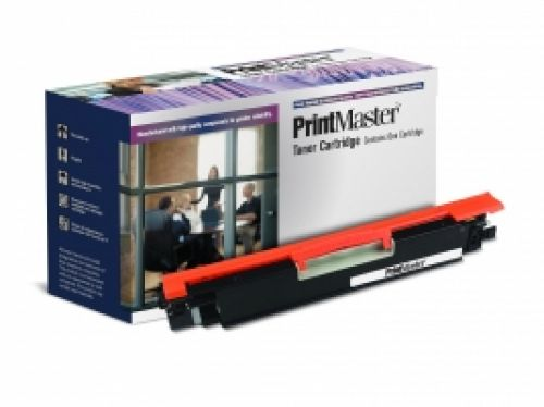 PrintMaster HP CF352A Yellow Toner Cartridge 1K