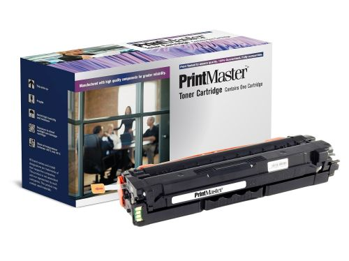 PrintMaster CLP680Nd CLx6260 Cyan Toner 3.5