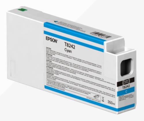 Epson C13T824200 T8242 Cyan Ink 350ml