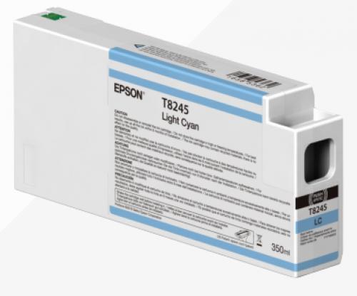 Epson C13T824500 T8245 Light Cyan Ink 350ml