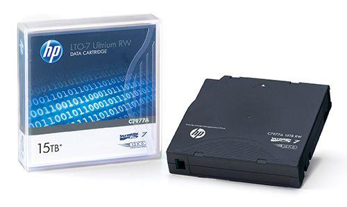 HP C7977A LTO7 Data Tape 15 TB
