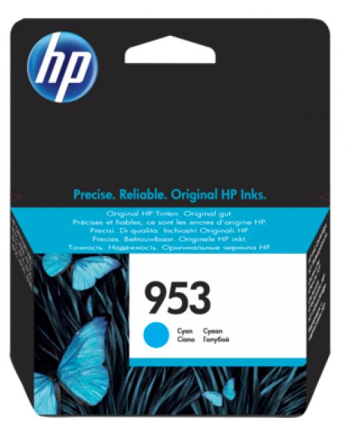 HP F6U12AE 953 Cyan Ink 10ml