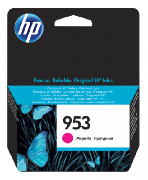HP F6U13A 953 Magenta Ink 10ml