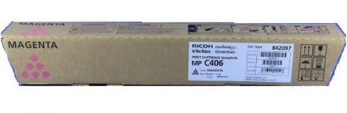 Ricoh 842097 C306 Magenta Toner 6K