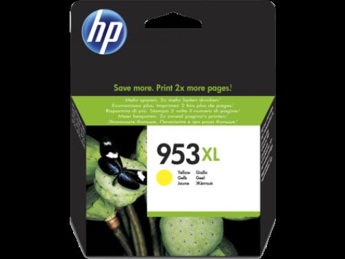 HP F6U18AE 953XL Ink Yellow 20ml