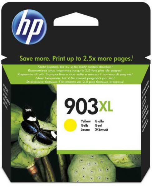 HP T6M11AE 903XL Yellow Ink 10ml