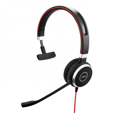 Jabra Evolve 40 MS Duo PC Headset