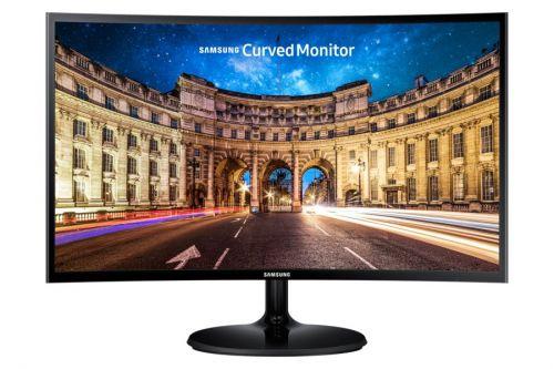Samsung C24F390 23.5 VA LED Curved Monitor