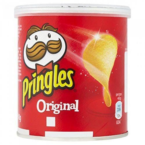 Pringles PopnGo Original 12 x 40g