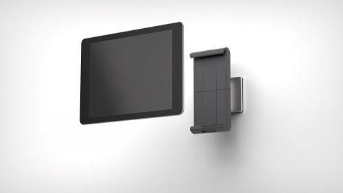 Durable Wall Tablet Holder Aluminium Ref 893323
