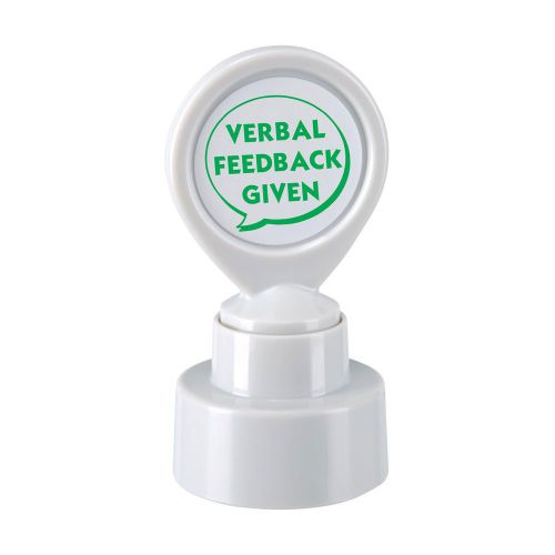 Colop Motivational Stamp Verbal Feedback Given