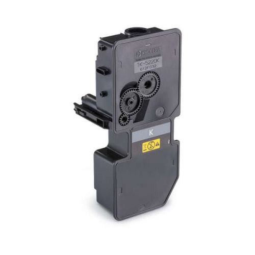 Kyocera 1T02R90NL1 TK5220K Black Toner 1.2K