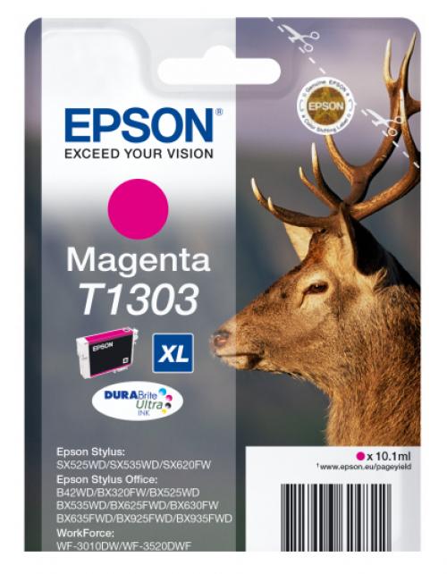 Epson C13T13034012 T1303 Magenta Ink 10ml
