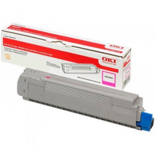 OKI 46443102 Magenta Toner 10K