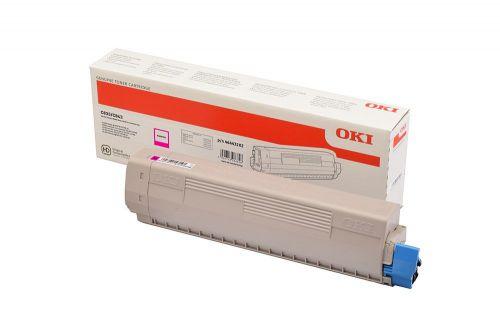 OKI 46471102 Magenta Toner 7K