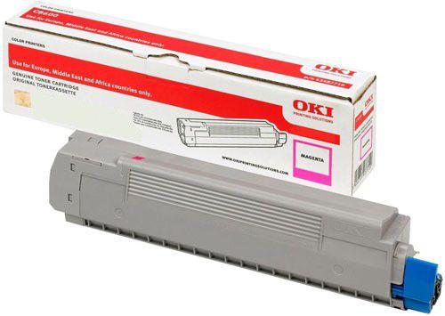 OKI 46508710 Magenta Toner 3K