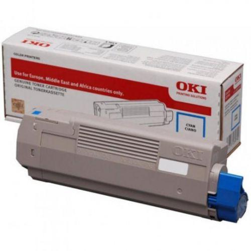 OKI 46508715 Cyan Toner 1.5K