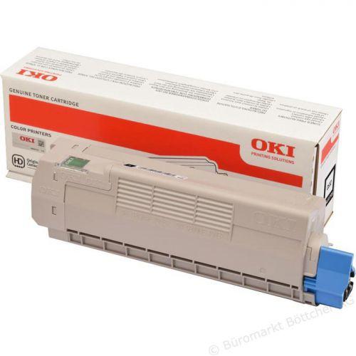 OKI 46507508 Black Toner 8K