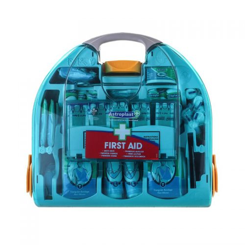 Astroplast Adulto HSE 10 person First Aid Kit Ocean Green