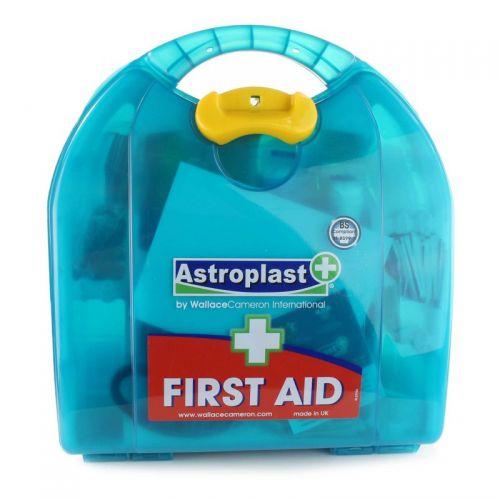 Astroplast Mezzo BS Medium First Aid Kit Ocean Green