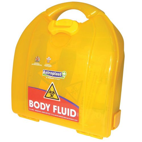 Astroplast Mezzo Body Fluid 4 Applications Yellow