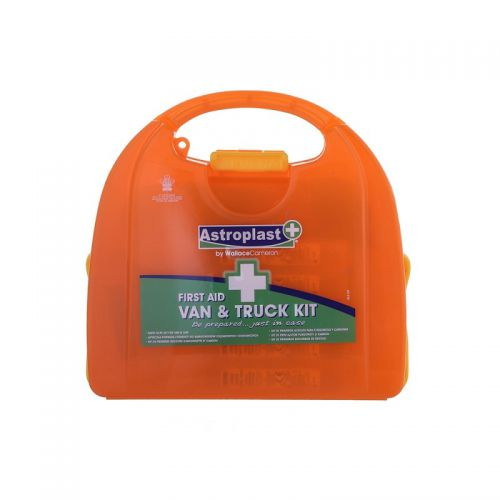 Astroplast Vivo Van and Truck First Aid Kit Red