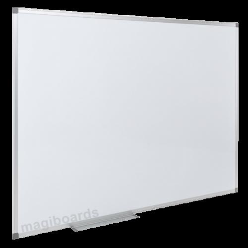 Magiboards Slim Aluminium Frme Mgnetic Whitebrd 2400x1200