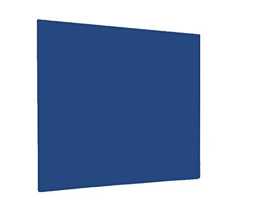 Magiboards Unframed Felt Noticeboard Blue 1500x1200mm