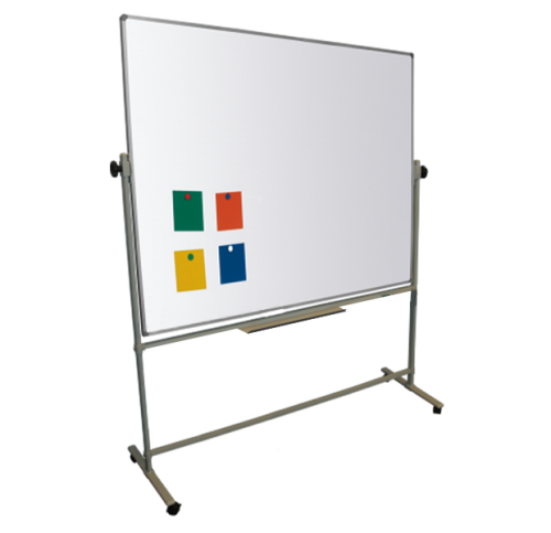 Magiboards (1200x900) Mgntc Dble Sided Mobile Whiteboard