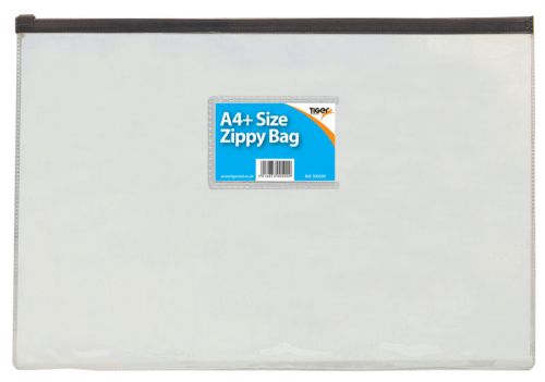 Tiger A4 Zippy Bag PK12