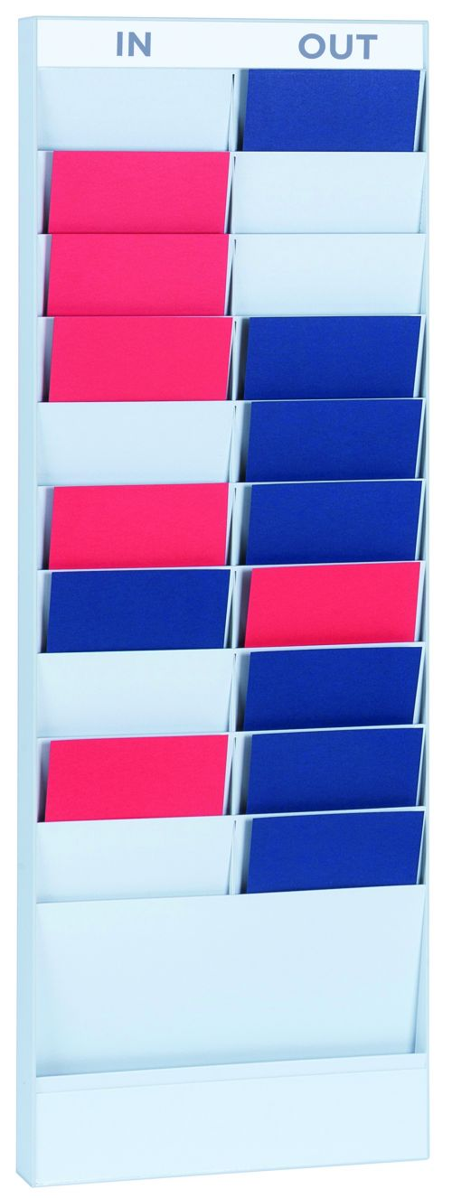 Fast Paper A4 20 Compartment Document Planner Add-On