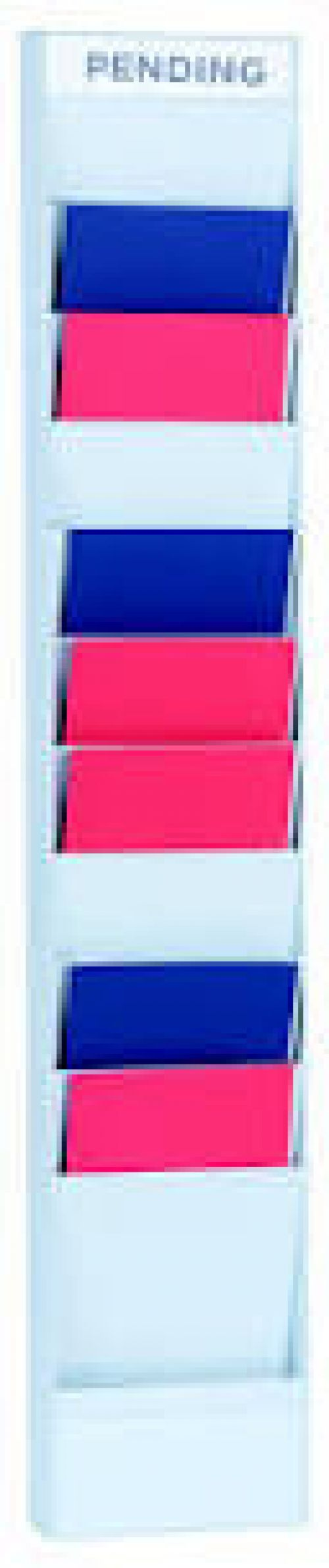 Fast Paper A4 10 Compartment Document Planner Add-On