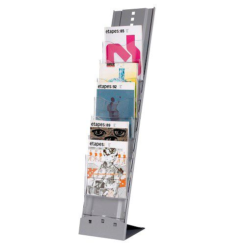 Fast Paper A4 Portable Display 7 Compartments