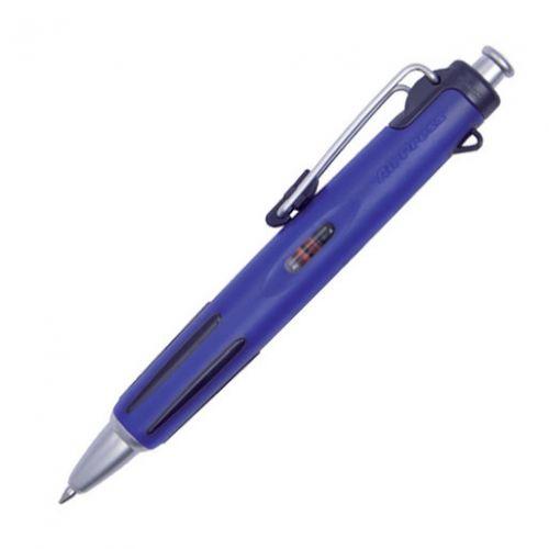 Tombow Ballpoint  AirPress Pen Blue Barrel BK PK1