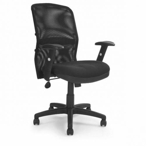 Jupiter Msh Back Managers Armchair With Lumbar Support BK