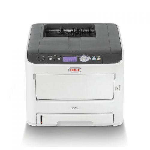 OKI C612DN A4 Colour Laser Printer