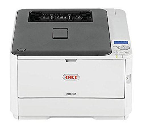 OKI C300 Series C332dn A4 Colour Ethernet LED Printer